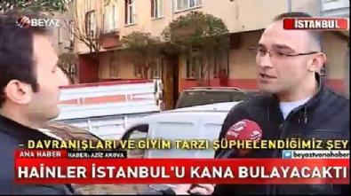 Hainler İstanbul'u kana bulayacaktı