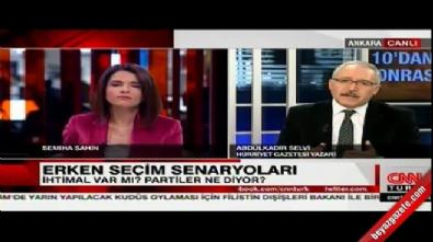 abdulkadir selvi - 'MHP Erdoğan'ı destekleyecek'
