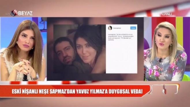 mehmet yavuz - Yavuz Yılmaz'ın eşi olacaktı!' Eski nişanlısından duygusal veda