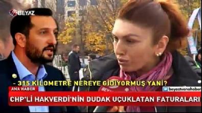 CHP'li Hakverdi'nin dudak uçuklatan faturaları