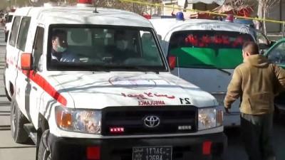 egitim merkezi - Afganistan'da intihar saldırısı - KABİL  Videosu