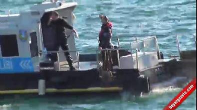Pendik'de alabora olan teknedeki balıkçının cesedi bulundu