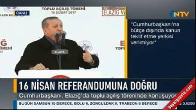Cumhurbaşkanı Erdoğan: Bu sistemde kazanan Türkiye olacak