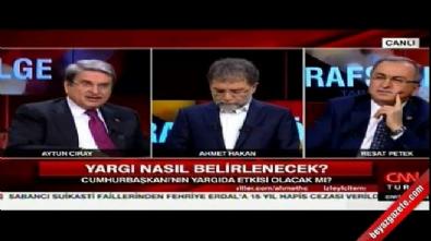Reşat Petek CHP'li Aytun Çıray'ı rezil etti