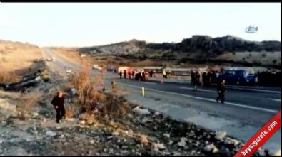 golbasi - Adıyaman'da katliam gibi kaza: 4 ölü