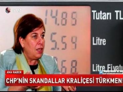 ahmet aydin - CHP'li milletvekili Elif Doğan Türkmen'den yeni skandal!