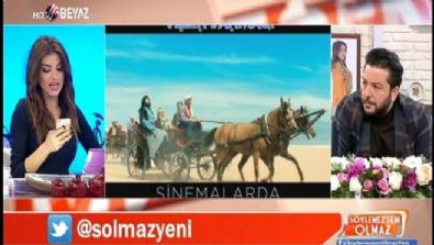 ''Vezir Parmağı'' Filminde dini aşağılayan türkü