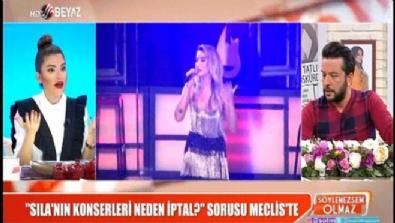 sila gencoglu - 'Sıla'nın konserleri neden iptal?' sorusu Meclis'te