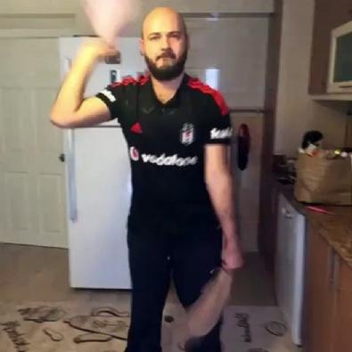 Çeyrek final sonrası Beşiktaş taraftarı