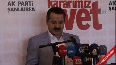 Bakan Çelik:'Adana'da ekmekte herhangi bir GDO tespit edilmemiştir'