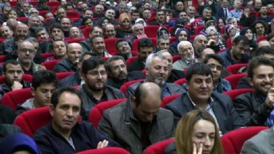 muhsin yazicioglu - Yalçın Topçu Erzincan'da Referandumu Anlattı