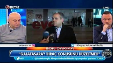 Gençlik ve Spor Bakanı Akif Çağatay Kılıç'tan Galatasaray'a sert uyarı!