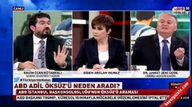 adil oksuz - Rasim Ozan Kütahyalı: Adil Öksüz Türkiye'de