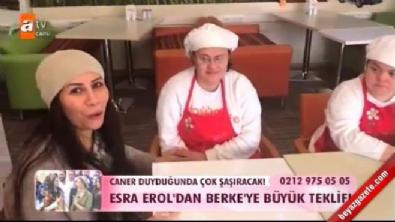 Esra Erol - Berke'den örnek davranış! 'Down Cafe' ziyaretçilerini bekliyor