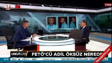 adil oksuz - Melih Gökçek: Adil Öksüz yurt dışına kaçmadı