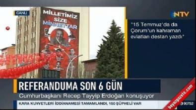 Cumhurbaşkanı Erdoğan: Kılıçdaroğlu sen neden kaçıp gittin?