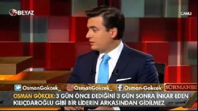 Osman Gökçek: Özgür Özel'e teşekkür ediyoruz