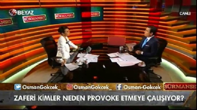 Osman Gökçek:Seçimi kaybedenler gayrimeşru yollara başvuruyor
