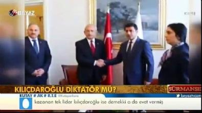 Kılıçdaroğlu referandum sonucu komik klip