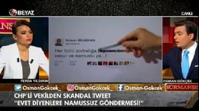 Osman Gökçek: Asıl zorba sizsiniz