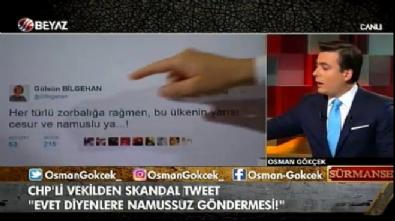 Osman Gökçek: Gülsün Bilgehan istifa edin
