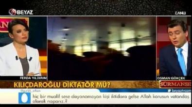 Osman Gökçek: Kılıçdaroğlu halkın sesine kulak versin