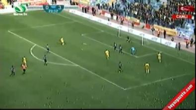 Kayseri Erciyesspor Ankaragücü: 0-4 Gol 'Erhan Şentürk'