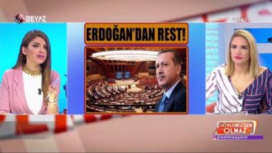 Skandal kararla ilgili tartışmalara son noktayı Erdoğan koydu