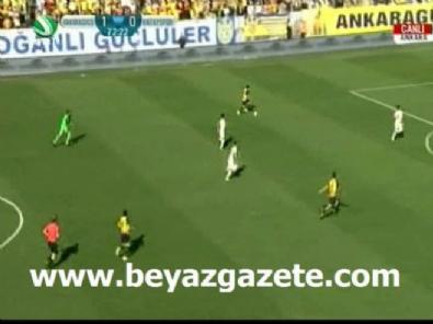 Ankaragücü Hatayspor: 2-0 Gol 'Enes Kubat'