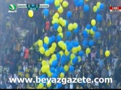 Ankaragücü Hatayspor 6. dk şovu (Şampiyonluk maçı)