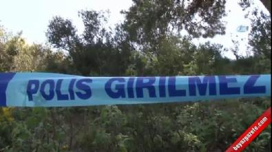 Adana'da mezarlıkta başsız erkek cesedi bulundu