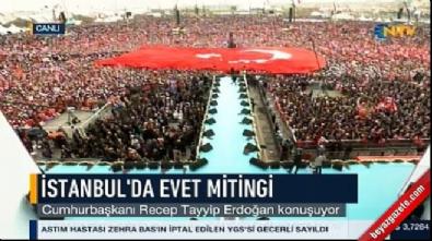 Cumhurbaşkanı Erdoğan: 16 Nisan'dan sonra Kılıçdaroğlu gidecek