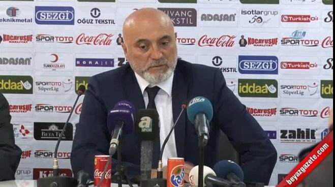 adanaspor - Hikmet Karaman: Adanaspor haksız rekabet içinde