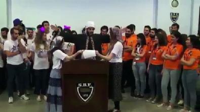 Ankara Üniversitesi'nde yeni skandal! Yine İslam'a hakaret edecekler