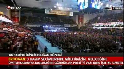 Cumhurbaşkanı Erdoğan: Kimseye eyvallahımız yoktur, olmayacaktır