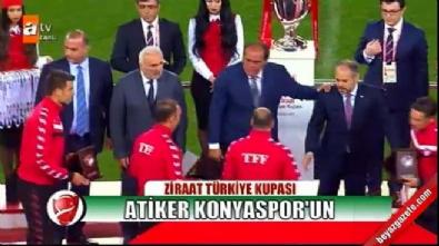 Türkiye Kupası Atiker Konyaspor'un