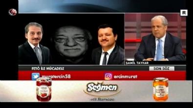 Şamil Tayyar'dan FETÖ'cü damatlar açıklaması