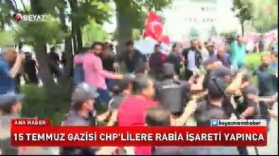 Kılıçdaroğlu'nun yürüyüşünde Beyaz Tv'ye çirkin saldırı