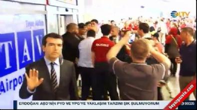 fransa - Fenerbahçe'nin yeni transferi İstanbul'da