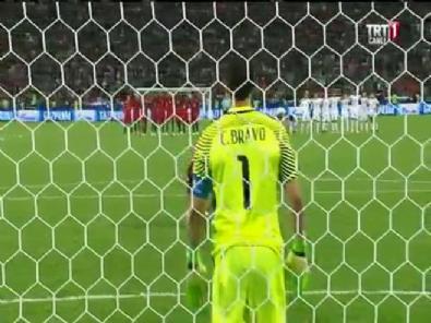 Bravo tek başına Portekiz'i devirdi