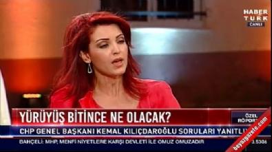 Nagehan Alçı'dan Kılıçdaroğlu'nu terleten soru