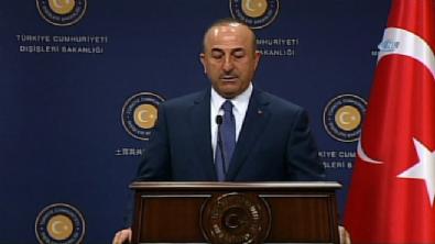 Dışişleri Bakanı Mevlüt Çavuşoğlu'ndan İncirlik açıklaması...