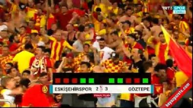 Göztepe Süper Lig'de...
