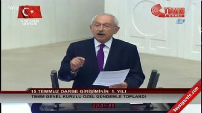 Kılıçdaroğlu: Mit, Adil Öksüz'ü Neden memiştir