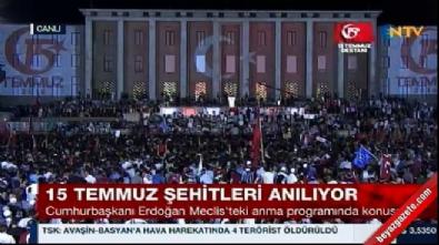 Cumhurbaşkanı Erdoğan: Bedelini ödemelerine az kaldı