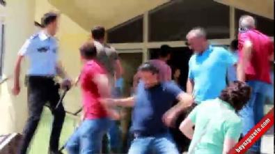 Müftülük binasında baltalı saldırgan alarmı! Operasyonla gözaltına alındı