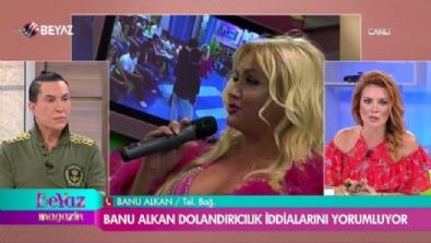 banu alkan - Banu Alkan, dolandırıcılık iddialarına canlı yayında yanıt verdi!