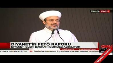 Mehmet Görmez: FETÖ istismar hareketidir