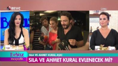 sila gencoglu - Sıla ve Ahmet Kural evlenecek mi?