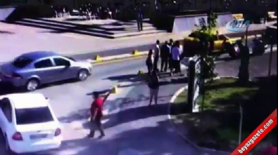 Eskişehir Büyükşehir Başkanı'na saldırı